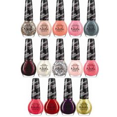 Carrie Underwood Teams Up with Nicole by OPI on Nail Polish Line: Let's get Carrie'd away, y'all! #SelfMagazine