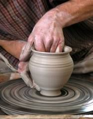 I want my own pottery wheel...so I can learn to throw pots