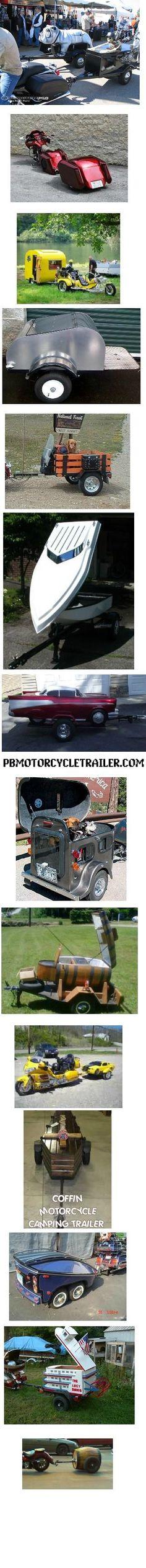 Custom Moto trailers