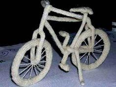 bicycles, yarn bombing, bombs, bracelets, cycling