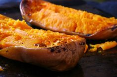 The Urban Poser:: Getting A Perfect Roasted Butternut Sqaush