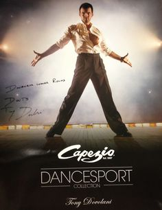 Like this picture on our Facebook for a chance to win a poster autographed by Tony Dovolani of Dancing with the Stars! A winner will be announced every day this week! Tune in for the premier of Dancing with the Stars tonight to see Tony take the stage with actress Leah Remini!