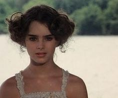 Brooke Shields in Pretty Baby
