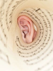 Music is for the ears - Adele