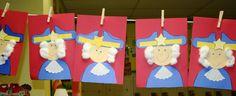 Washington crafts for Presidents Day celebrations.