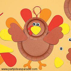 Easy Toddler Thanksgiving Crafts | Thanksgiving Craft Ideas