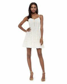 Mesh Lace Flirty Dress