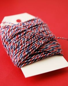 airmail twine