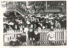 """Spectators at football"" by mvlslibrary, via Flickr"