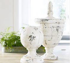 decor, white finish, potteri barn, bedroom furniture, craft idea, barns, paint, pottery barn style, distress white