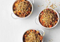 Healthy Thanksgiving Recipes thanksgiv recip, pumpkin pear, thanksgiving recipes, pumpkinpear crisp, crisp recip, thanksgiving desserts, healthi thanksgiv, comfort foods, pumpkin pies