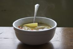 The only chicken soup recipe you'll ever need. From JuniperMoonFarm.com