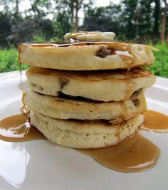 Sausage Pancakes!