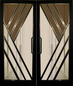Art Deco Doors On Pinterest Art Deco Beveled Glass And Door Panels