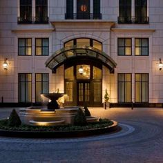 The Waldorf Astoria is beautiful, modern, and right across the street from BHLDN! – The BHLDN Chicago team