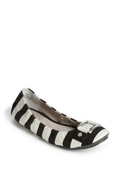 cute!!!  i love black and white stripes.  $79.95 at nordstrom.com :)