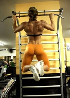 I will do a pull up someday! fit bodi, fit women, fitness, weight loss, fit girl, inspir, health, build muscle, motiv