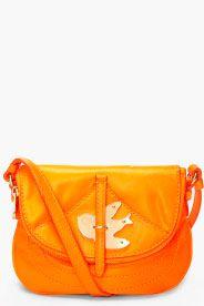 Marc Jacobs Neon shoulder bag