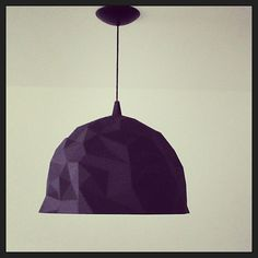 Rock suspension lamp from Diesel with Foscarini space at Salone del Mobile  #diesel #dieselhome #milandesignweek #mdw2013 #inspiration #interior #furniture photo by marires19