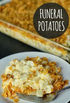 Funeral Potatoes Recipe - Plan Provision