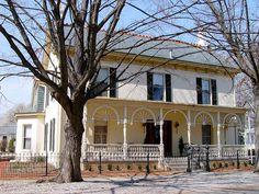 Historic Home (New Harmony, Indiana)