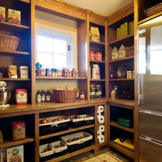 Pantry Closet Design, Pictures, Remodel, Decor and Ideas - page 62