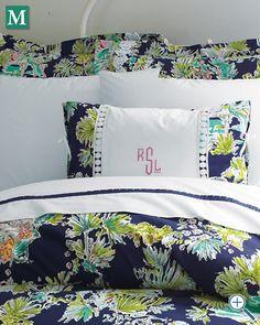 lilly bedding