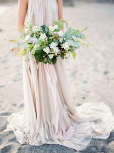 Lust-worthy bridal inspiration: http://www.stylemepretty.com/2014/11/22/romantic-bridal-inspiration-at-cuffeys-cove/ | Photography: Jacque Lynn - http://jacquelynnphoto.com/
