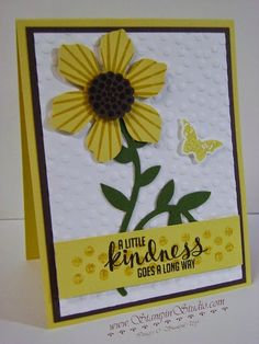 Stampin' Studio, Stampin' up! Kinda Eclectic, Beautiful Bunch, Flower Frenzy