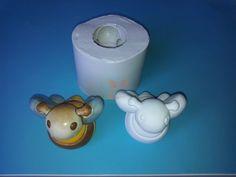 Stampo ape thun per ceramica o pasta di zucchero