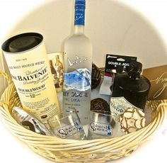 Wine Champagne Amp Liquor Gift Baskets Ready For Delivery