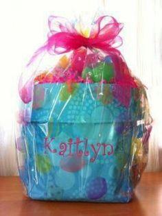 Thirty One Easter Basket.  www.mythirtyone.com/JessiWellsCuteBags