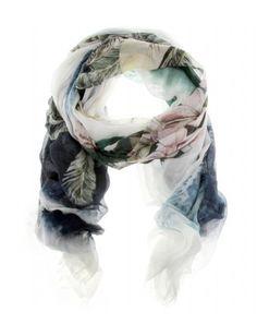 beauti scarf, mccartney scarf, hawaiian print, stella mccartney, style, mccartney hawaiian, scarves, prints, print scarf