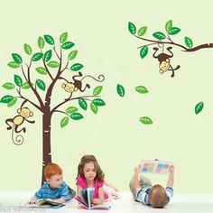 Vinilos infantiles y pegatinas decorativas para for Pegatinas para decorar habitaciones