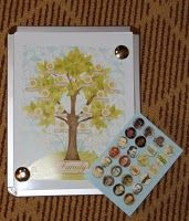 Family Tree magnet game #genealogy