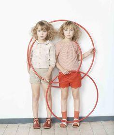 No Added Sugar summer 2014 kids fashion lookbook. A #CanDoBaby! fave.