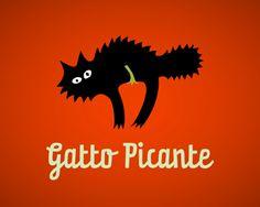 Gatto Picante Logo by michaelspitz