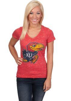 Rock chalk jayhawk on pinterest basketball finals and for Funny kansas jayhawks t shirts