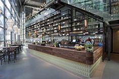 The Drift restaurant by Fusion, London