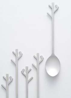 Forest Spoon by Nendo.