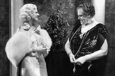 """Kitty (Jean Harlow): """"I was reading a book the other day."""" // Carlotta (Marie Dressler): """"Reading a book?"""" // Kitty: """"Yes. It's all about civilization or something. A nutty kind of a book. Do you know that the guy says that machinery is going to take the place of every profession?"""" // Carlotta: """"Oh, my dear, that's something you need never worry about."""" -- from Dinner at Eight (1933) directed by George Cukor"""
