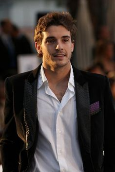 Jules Bianchi (FRA) Force India F1 Third Driver at the Amber Lounge Fashion Show.  Formula One World Championship, Rd6, Monaco Grand Prix, Monte-Carlo, Monaco, Friday, 25 May 2012