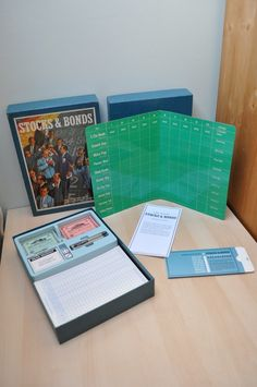 1964 Stocks & Bonds Game