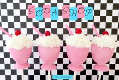 The Pariologist: Soda Shop Cake Pops!