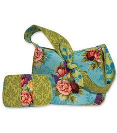 free handbag pattern, cosmet bag, flirti floral, makeup bags, floral handbag, coin purses, bag tutorials, tote bags, bag patterns