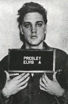 Elvis Presley #portrait
