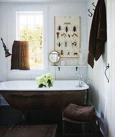 Hege Greenall-Scholtz: Bathroom mix
