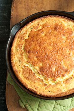 Easy to make Sour Cream and Onion Cornbread