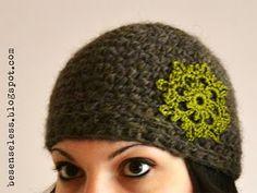 cappello crochet