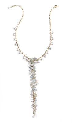 Necklace by Charme Silkiner